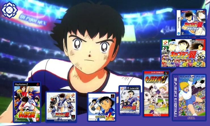 juegos de Captain Tsubasa