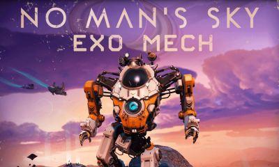 No Man's Sky Exo Mech