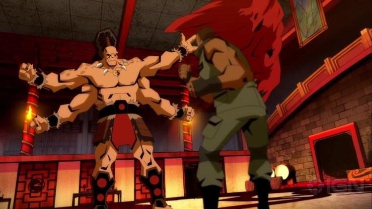 Mortal Kombat Legends crítica