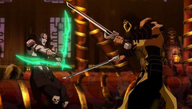 Scorpion's Revenge análisis