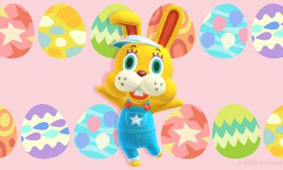 Animal Crossing: New Horizons huevos de pascua