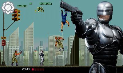 Robocop videojuegos