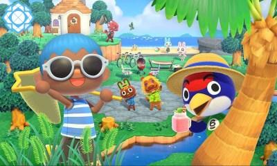 Animal Crossing isla perfecta