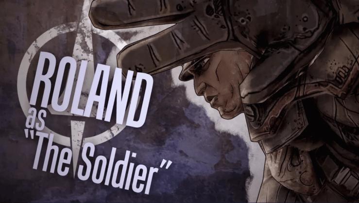 Borderlands 1 Roland