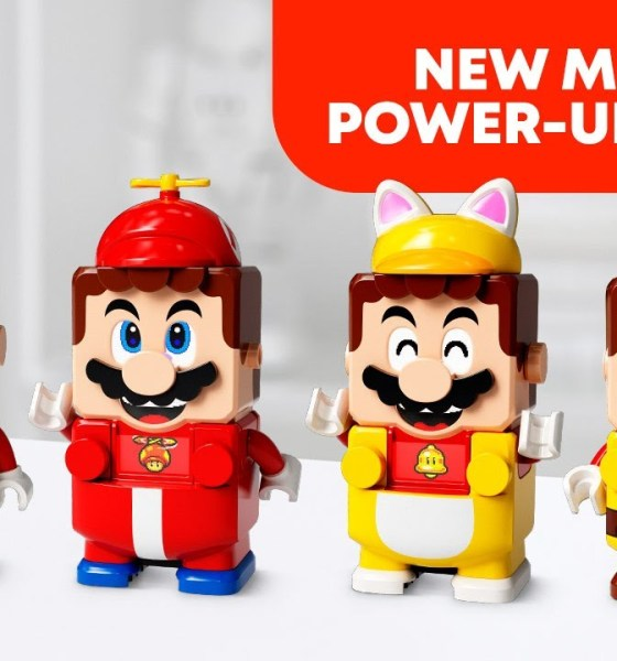 LEGO Mario Poderes
