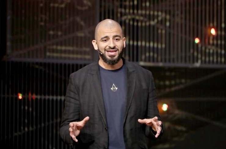Assassin's Creed Valhalla - Ashraf Ismail