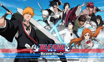 Bleach: Brave Souls Steam