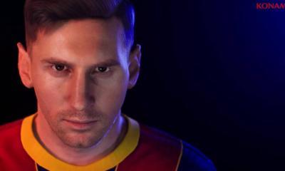 PES 2022 Messi