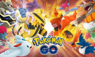 Pokémon go liga combates