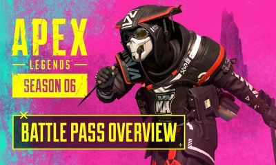 Apex Battle Pass 6