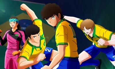 Captain Tsubasa Brasil