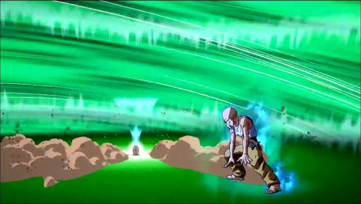 Dragon Ball FighterZ - Roshi