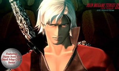 Dante Shin Megami Tensei