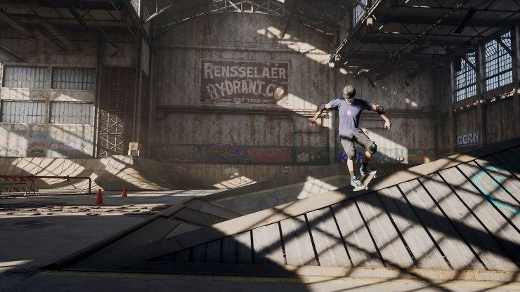Tony Hawk's Pro Skater 1+2 - demo