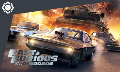 Fast & Furious Crossroads reseña