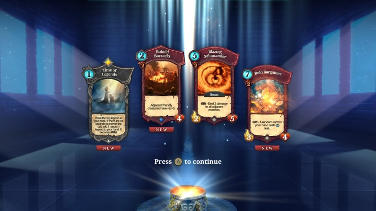 reseña Faeria: Chronicles of Gagana