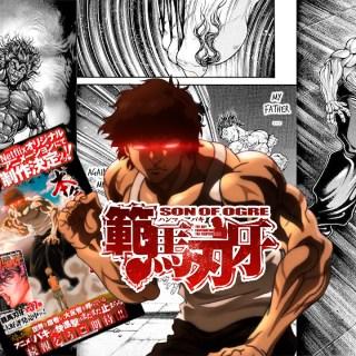 Baki Son of Ogre (2021): Netflix confirma la cuarta temporada del 'anime'