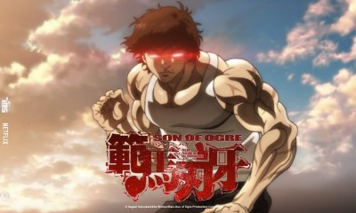 Baki Son of Ogre Trailer