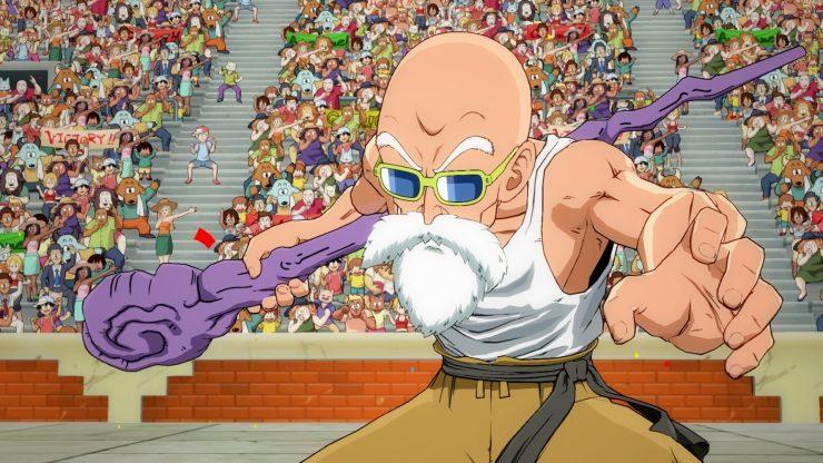 Dragon Ball FighterZ Roshi