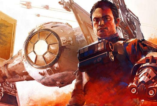 Star Wars Squadrons cortometraje
