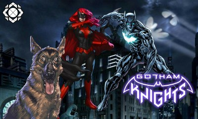Gotham Knights personajes