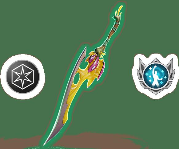 Armas Legendarias Agarus