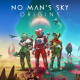 No Man's Sky Origins