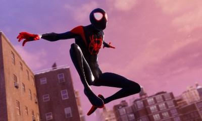traje spider-verse spider-man un nuevo universo