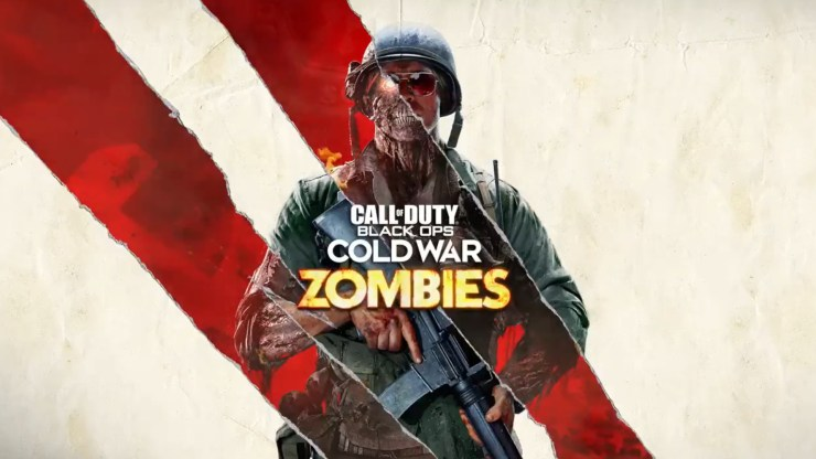 Black Ops cold war zombies