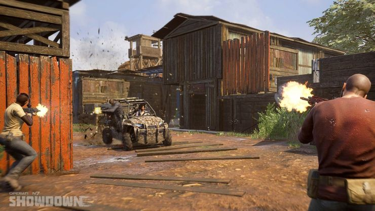 Operation7: Showdown gratis