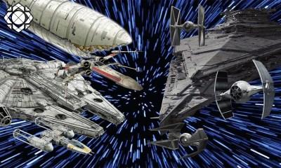 Star Wars juegos de naves