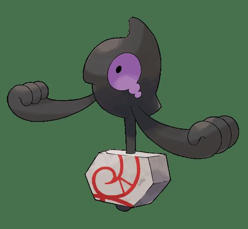 yamask galar Pokémon GO