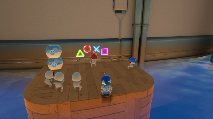 Astro's Playroom juegos PlayStation referencias cameos PS5 PlayStation 5