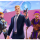 Fortnite temporada 5 punto cero