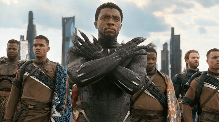 Wakanda por siempre fortnite