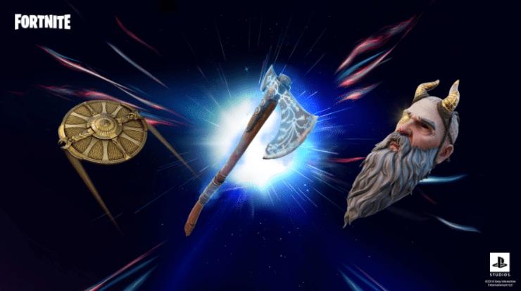 paquete rompejuramentos fortnite kratos