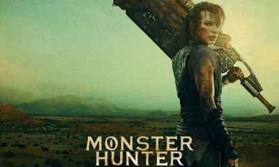 monster hunter película china
