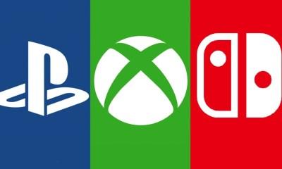 Sony Nintendo Microsoft