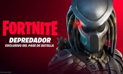 Atuendo conjuntos Depredador Fortnite desafíos misiones