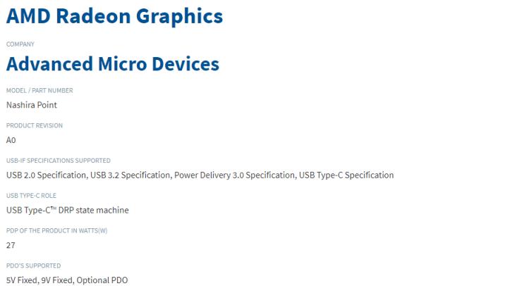 Nashira Summit AMD 2021 nueva GPU