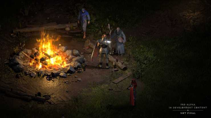 Se anunció Diablo II: Remastered y al rogue en Diablo IV.