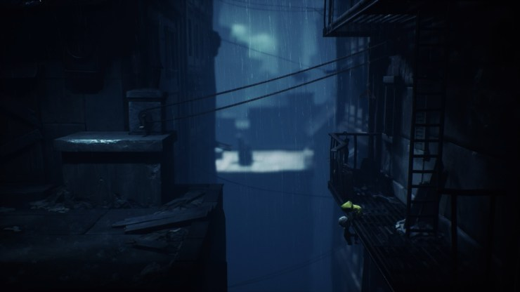 Little Nightmares 2 II reseña review crítica análisis