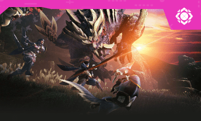 Monster Hunter Rise PC Steam 2022