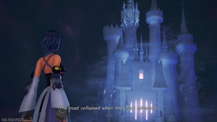 Kingdom Hearts 0.2 Birth by Sleep – A fragmentary passage: