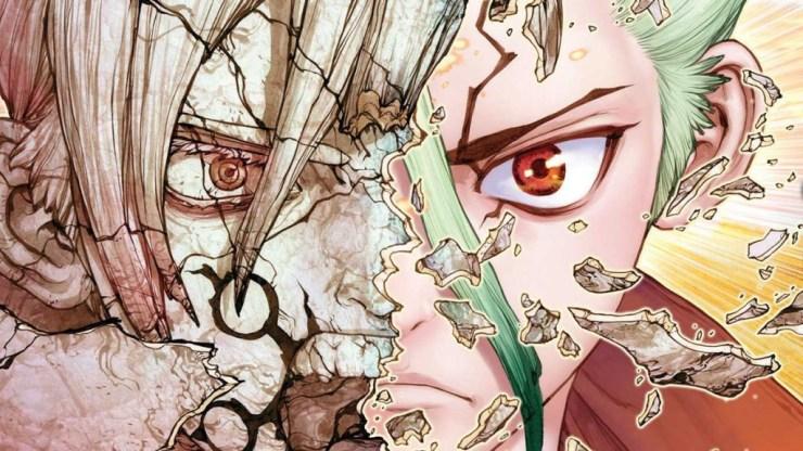 Dr. Stone tercera temporada manga