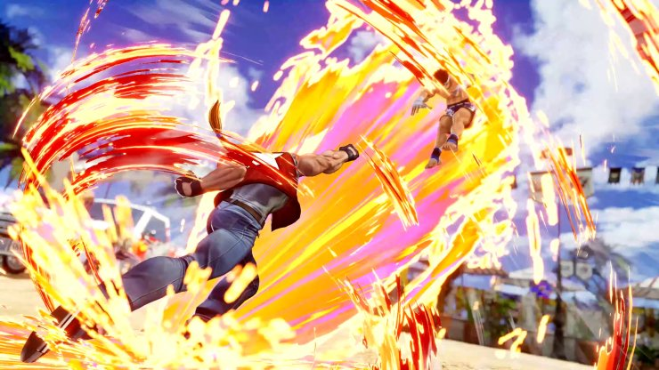 Terry Bogard KOF XV  The King of Fighters XV  Fatal Fury