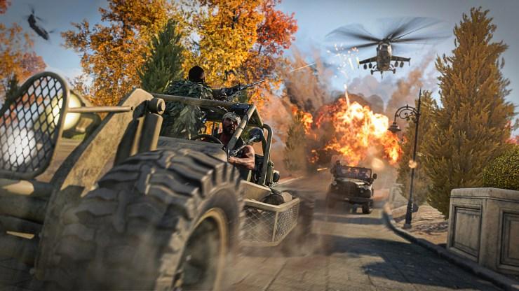 Call of Duty Black Ops Cold War Warzone temporada 2 reloaded recargado golova brote mapas miami hardpoint mansion