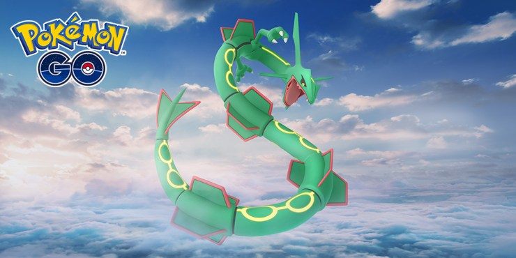 Pokémon GO Rayquaza Día Comunidad abril 2021 Snivy