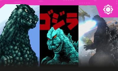 listado juegos videojuegos godzilla gojira