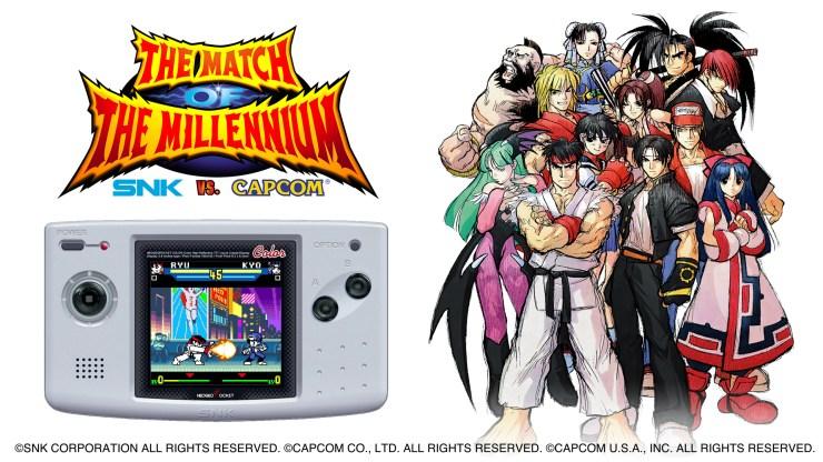 Dark Arms Beast Buster 1999 SNK Vs Capcom Switch